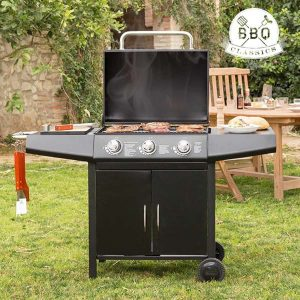 Barbacoa de gas Expert Plus