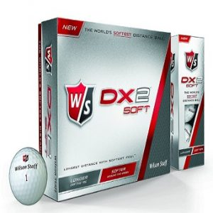 Bolas de golf Wilson Staff Dx2