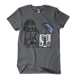Camiseta divertida Star Wars