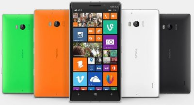 Smartphones con Windows Phone