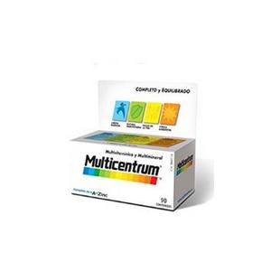 Multivitamínico Multicentrum