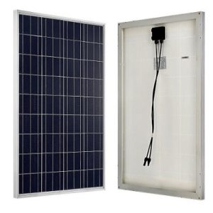 Panel solar para casa Eco Worthy 100w