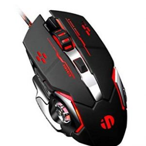 Ratón gaming inalámbrico Inphic